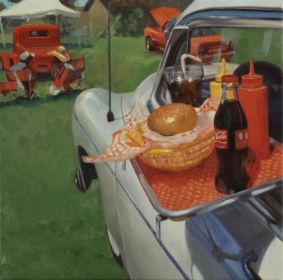 At the Car Hop by Abigail VanCannon