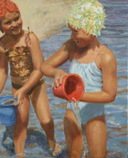 Summertide by Abigail VanCannon