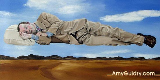 Artwork: Complacent by Amy Guidry