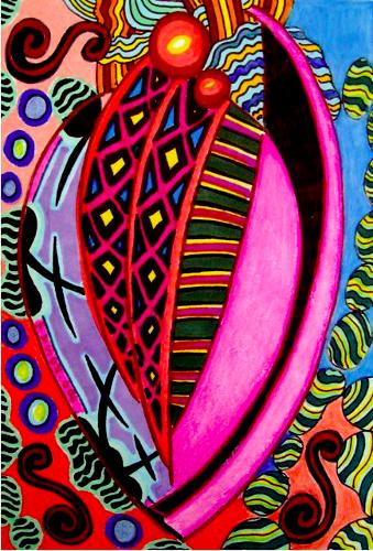 Artwork: Energaze by Stephen J. Tyson