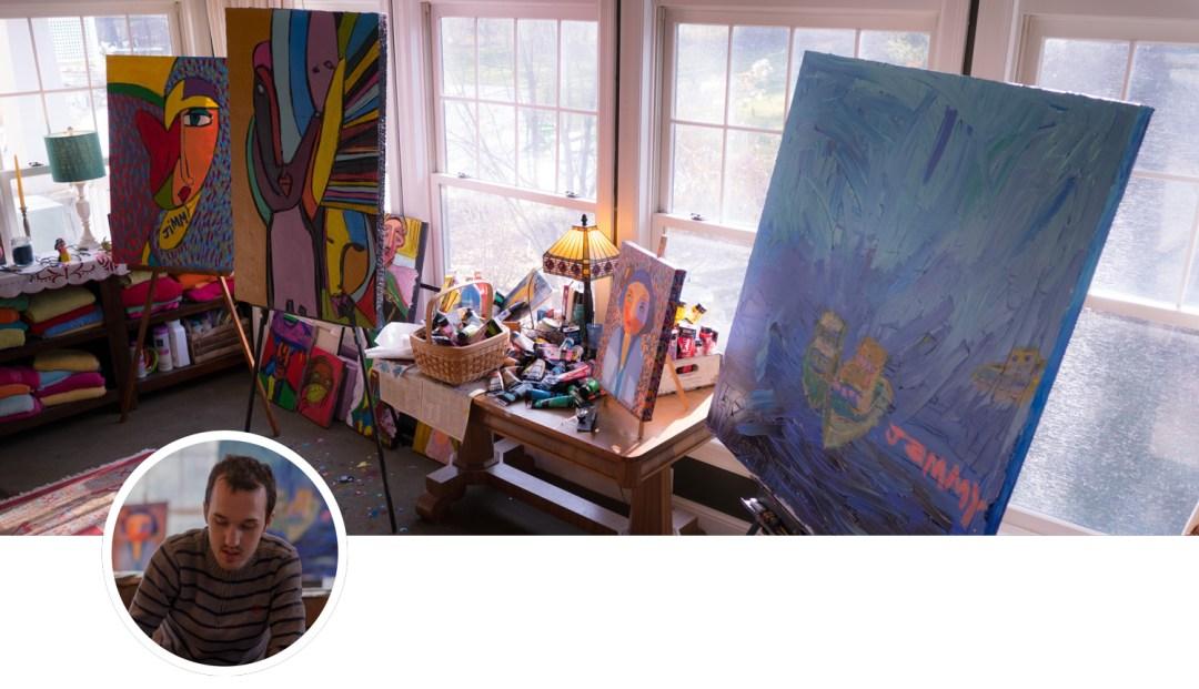 jimmy reagan art studio minneapolis