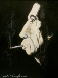Keith Richards (37) 60 x 80 2015