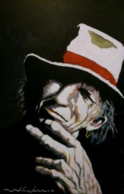 Keith Richards (8) 60 x 40 2015