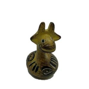 Cute soapstone giraffe