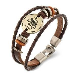 Zodiac Sign Bracelet