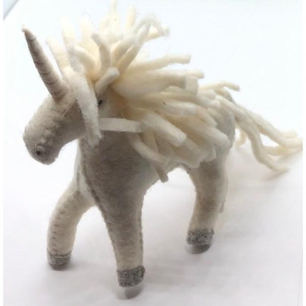 Felt Unicorn
