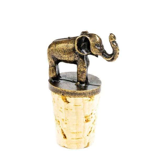 Elephant Cork Stopper