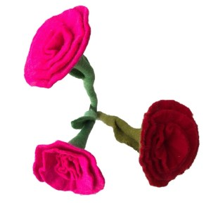 Felt Flower – Rose