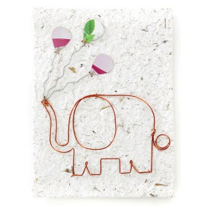 Celebration Card – Elephant