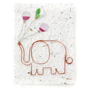 Celebration Card – Elephant
