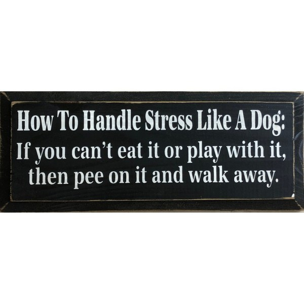 Wood Tile - How To Handle Stress