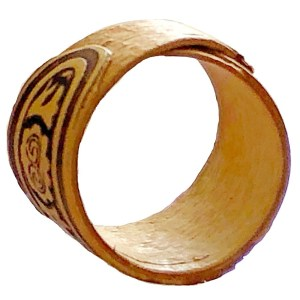 Birch Bark Ring