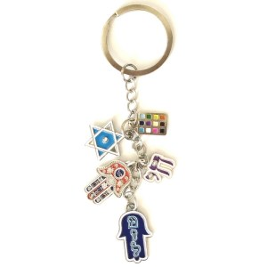 Key Chain – 5 Amulets