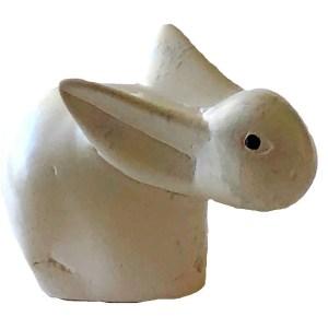 Soapstone Bunny
