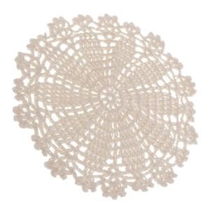 Crochet Cotton Lace Table Placemats