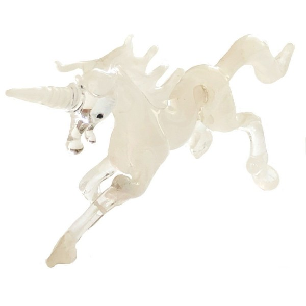 Frosted Glass Unicorne