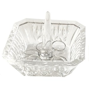 Crystal Ring Holder – Square Shape