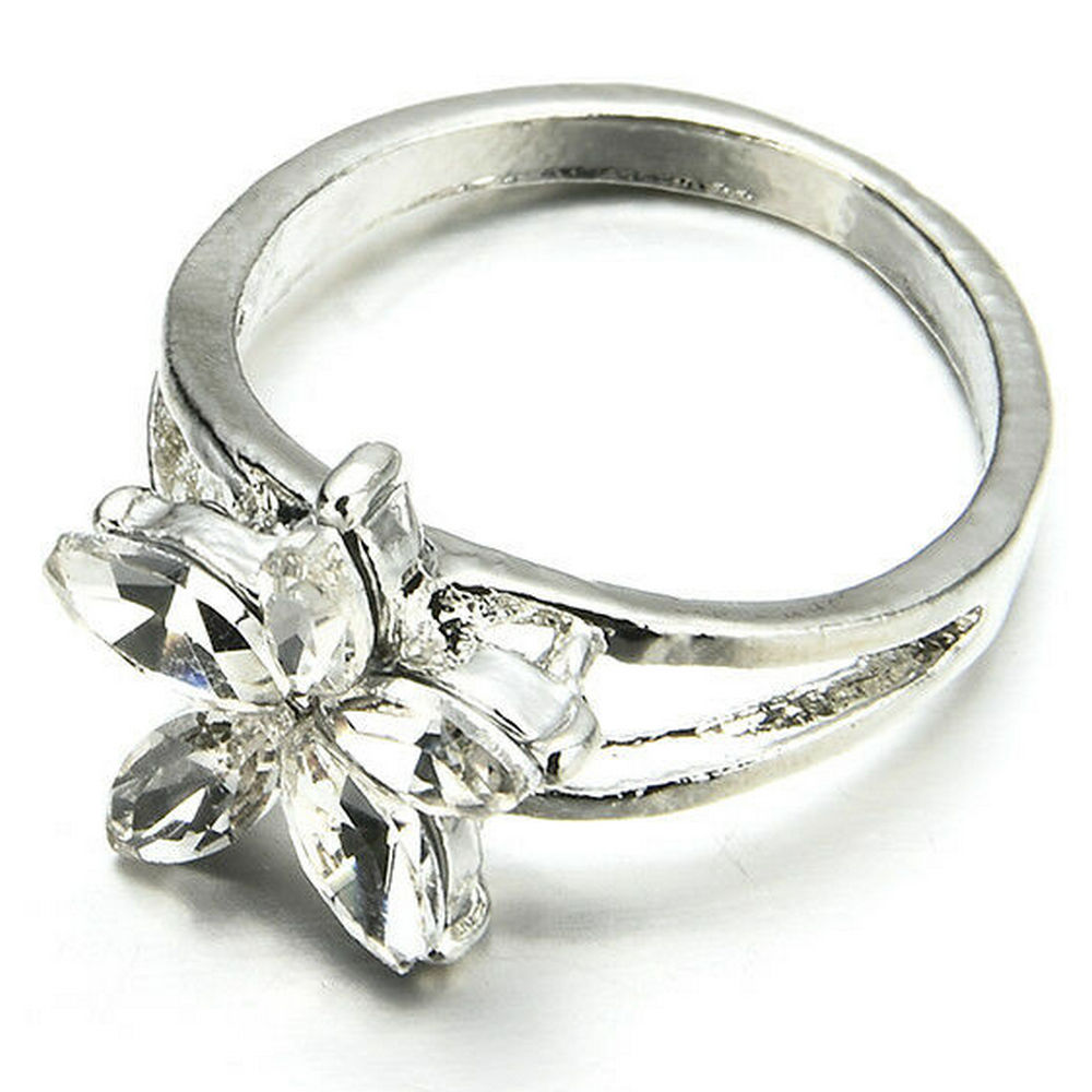 Silver Color Set of 3 Toe Rings
