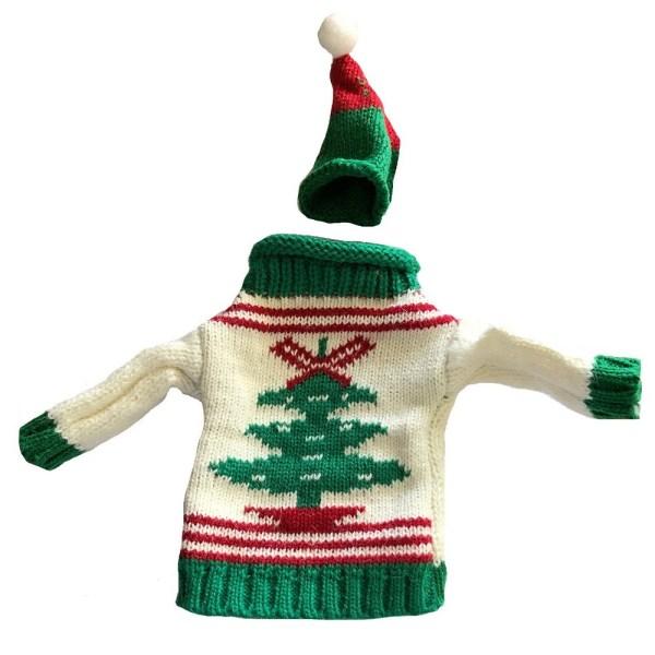 Bottle Christmas Sweater