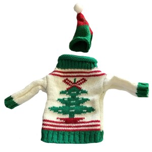 Bottle Christmas Sweater