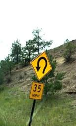 sign, u turn