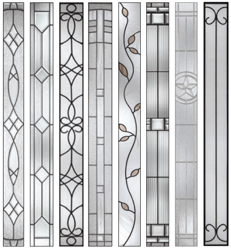 Beau Decorative Door Side Panels Door Glass Design Made Fixed And Repaired By  Art Glass Stained Glass Studio Derry City Northern Ireland