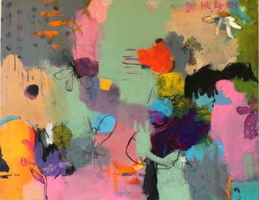 Art Gallery van Gestel -Playtime, 81x65 cm