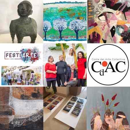 Costa del Arte Collective at FestiArte
