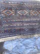 one of the patterns of carpet