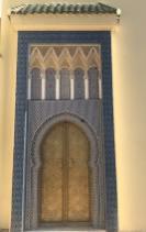 Smaler door of Kings Palace