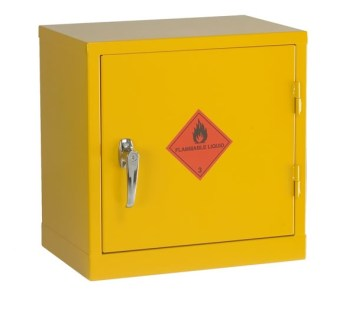 Flammable Chemical Storage Cabinet Laboratorium