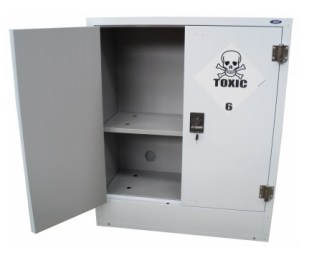 Toxic Chemical Storage Cabinet Laboratorium