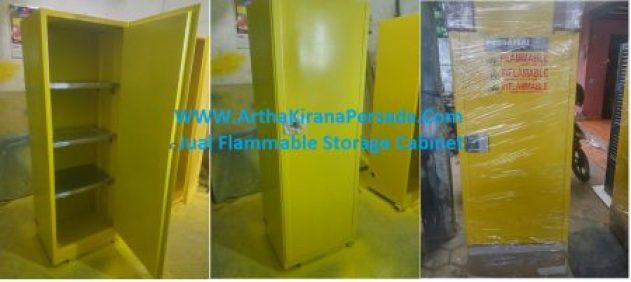 Jual Flammable Storage Cabinet di Jakarta