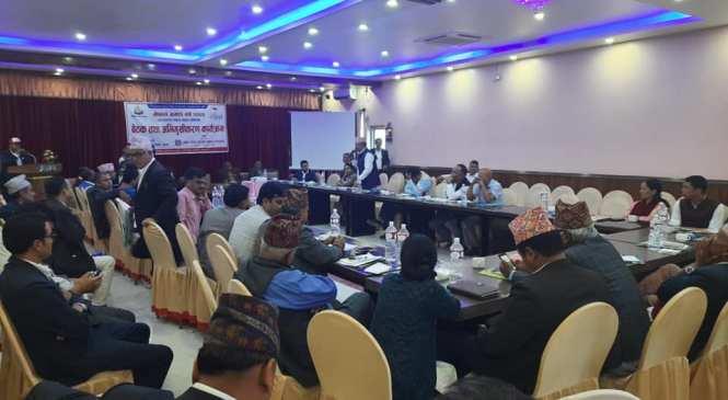 भ्रमण वर्षलाई सफल बनाउन प्रदेश ५ का हरेक स्थानीय तहमा समिति गठन गरिदै