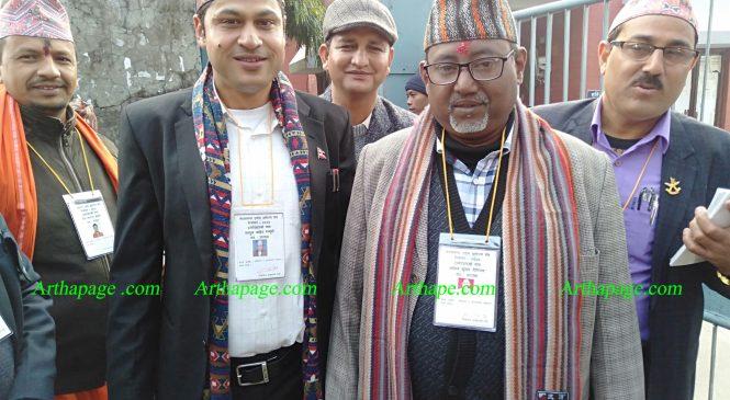नेपालगञ्ज उद्योग वाणिज्य संघको मतदान शुरु (फोटो फिचर सहित)