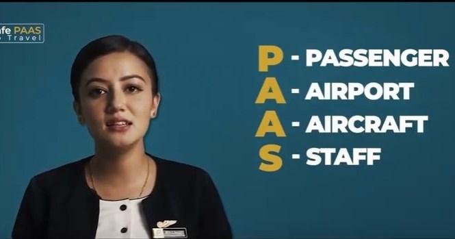 भोलिबाट आन्तरिक उडान शुरु हुँदै, स्वास्थ्य सुरक्षाबारे बुद्ध एयरले सिकायो सुत्र(भिडियो)