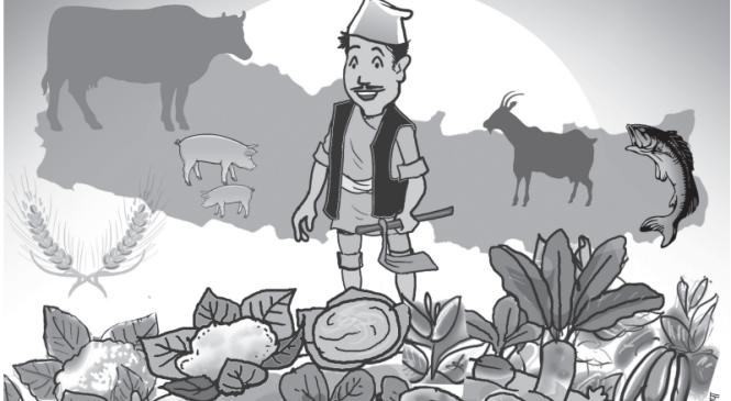 कृषिलाई उपेक्षा गरेर समृद्धि आउला ?
