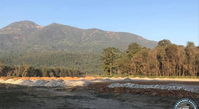 भेरी नदी किनारमा रंगशाला निर्माणको योजना बुन्दै गुर्भाकोटका मेयर, खेल र पर्यटनलाई फाईदा पुग्ने
