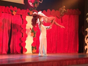 Balletic Dance Cuban Style