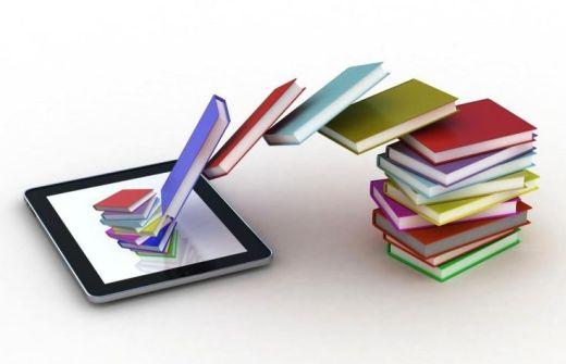 Augmentation des ventes de livres imprimés