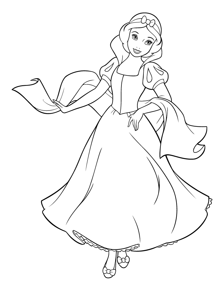 Coloriage Disney Princesse Merida La Rebelle Dessin