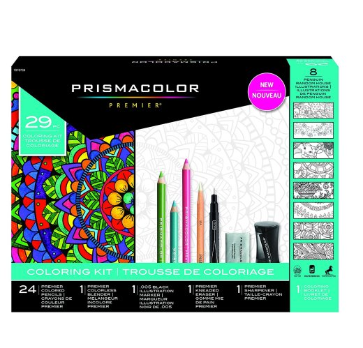Gagnez un ensemble cadeau de Prismacolor