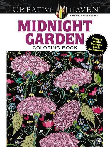 Midnight Garden par Creative Haven