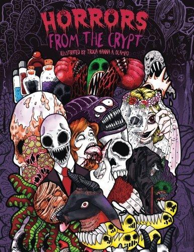 Critique du livre Horrors from the Crypt par Storytroll Studio