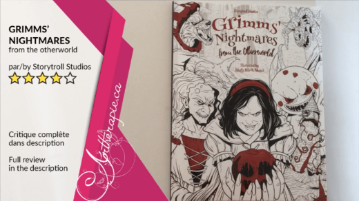Critique du livre Grimm's Nightmares from the otherworld