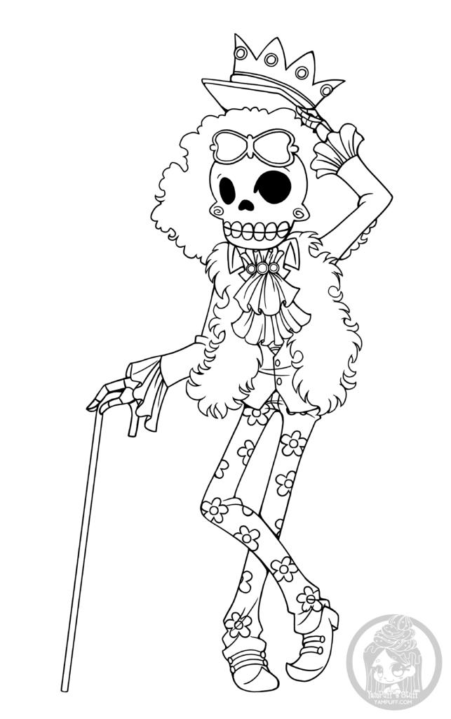 Disney COCO squelette dansant à imprimer par YamPuff