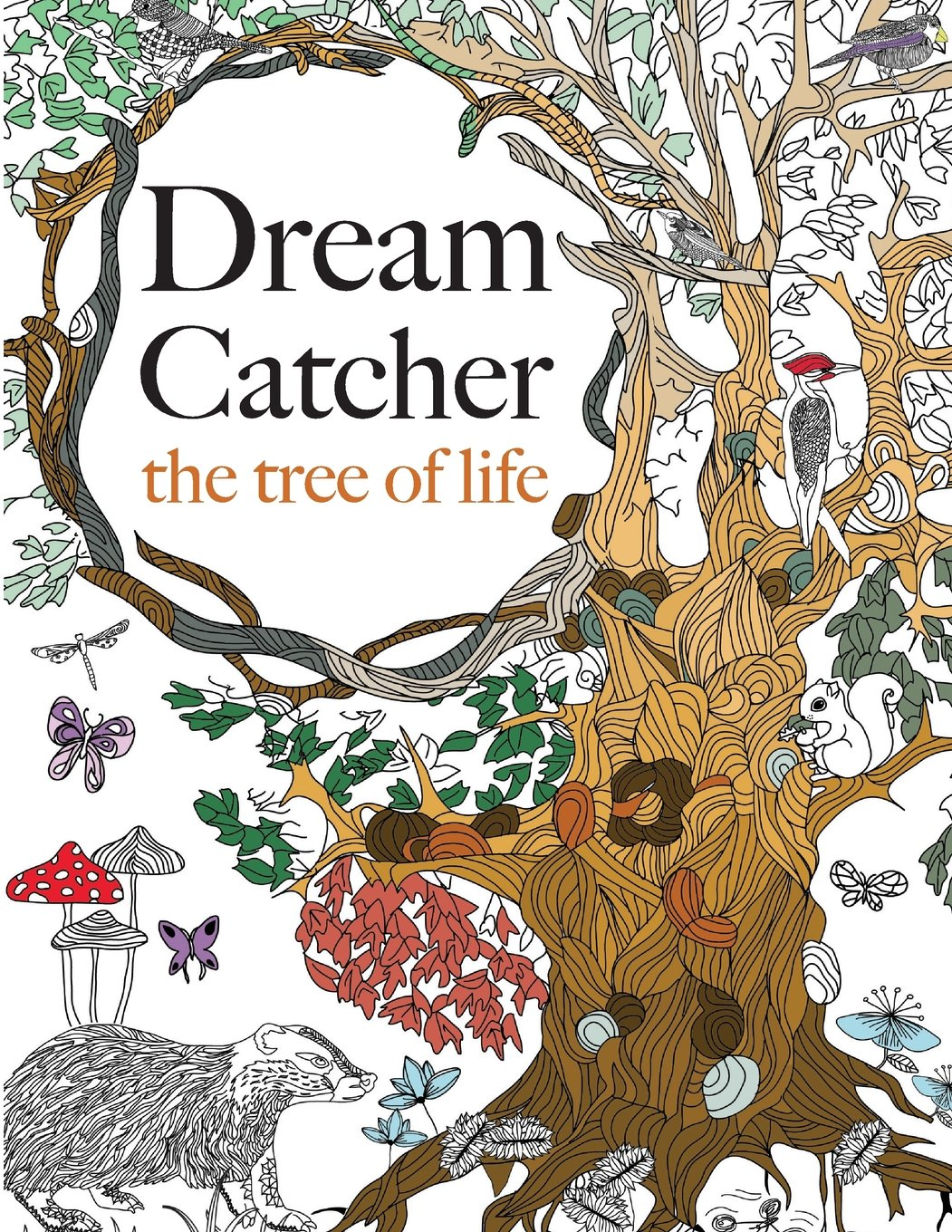 Dream Catcher the tree of life Christina Rose