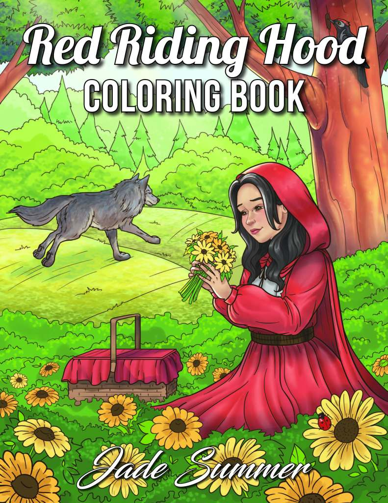 Red Riding Hood - Jade Summer
