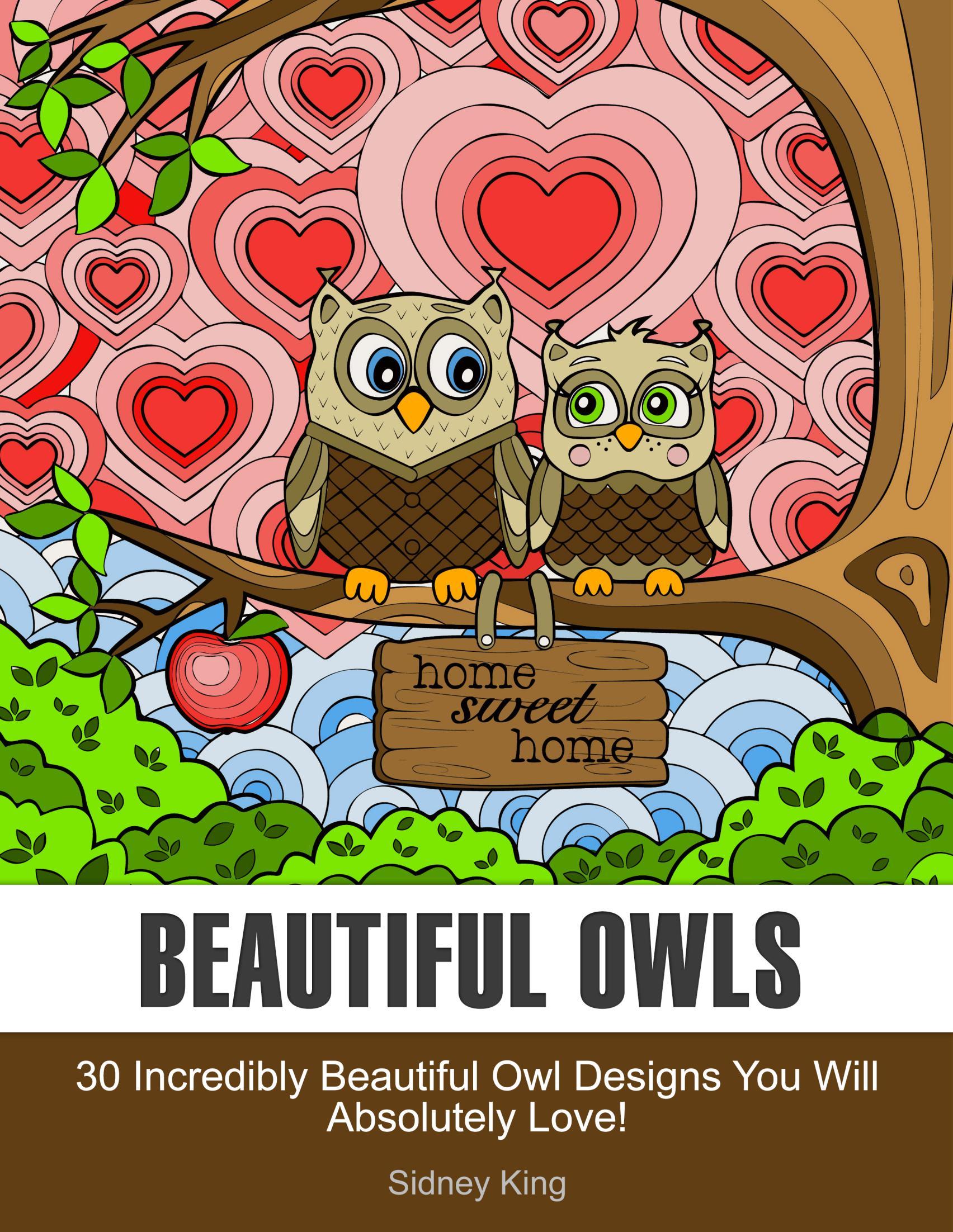 Beautiful Owls par Sidney King Youtube flip