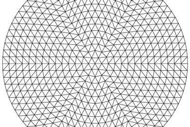 Impression affiche mandala dessin difficile